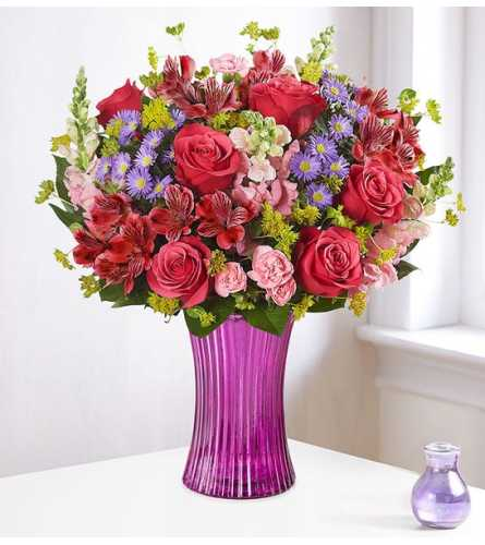 The Enchanted Medley Bouquet