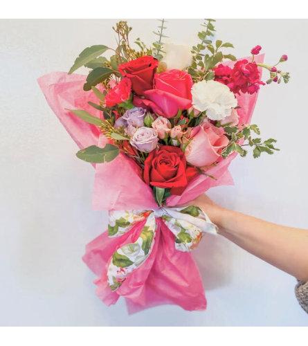 Hand Tied Bouquet - Designer's Choice