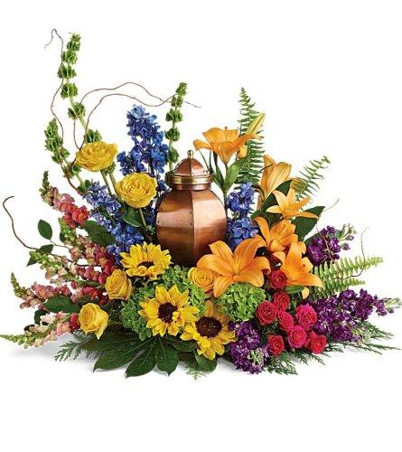 Custom Urn Tributes