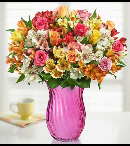 Spring Cheer Bouquet