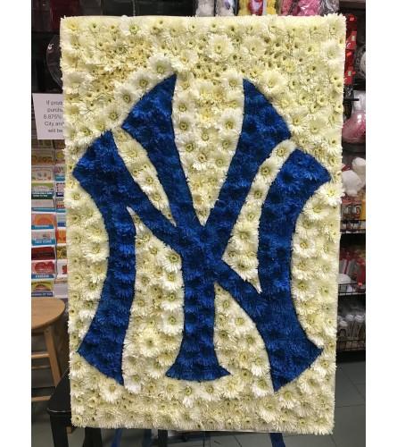 ny new york yankees sign