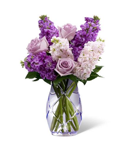 Bouquet of sweet devotion