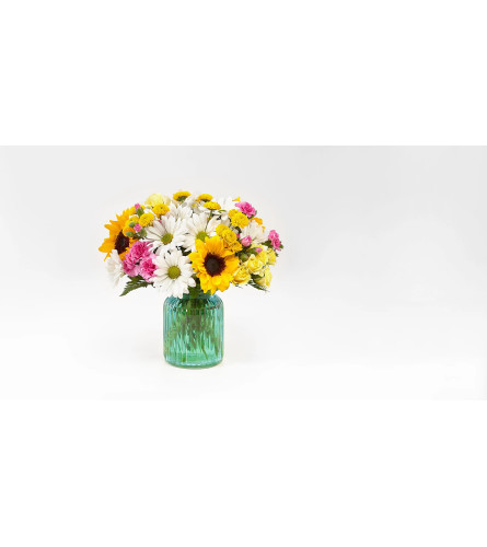 Meadow Sunlit bouquet