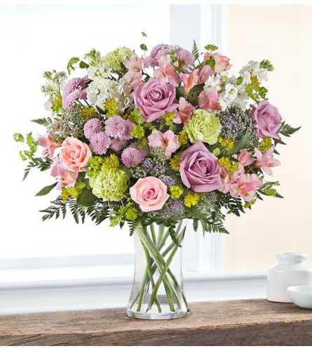 Floral Charming Garden Bouquet