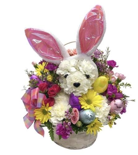 Some Bunny Loves You Arrangement