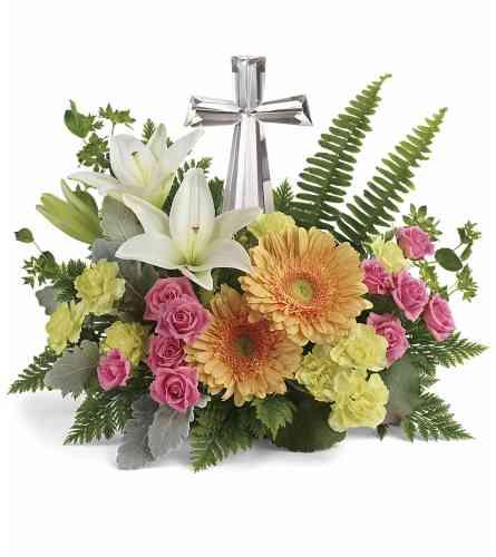 Teleflora's Precious Petals Bouquet by TCG