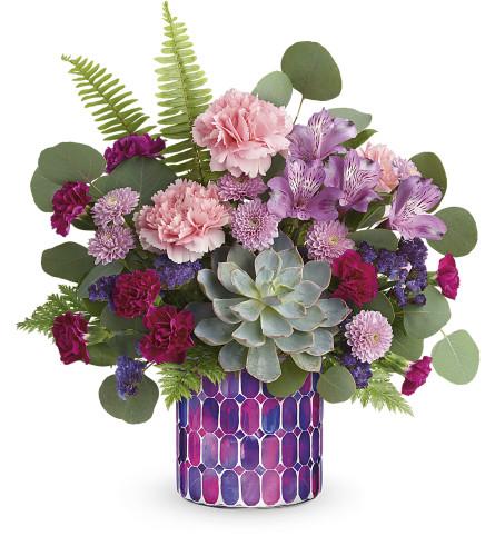 Teleflora's Bedazzling Beauty Bouquet