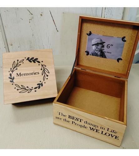 Memories Box Small