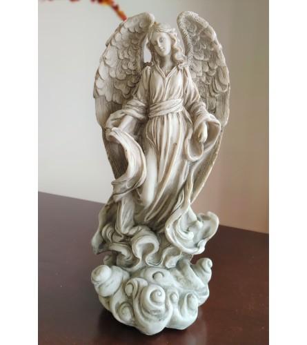 Ceramic Angel Figurine