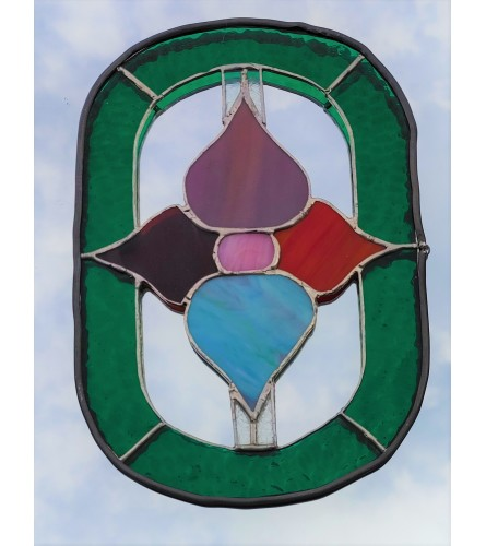 Locally Made Stained Glass Art