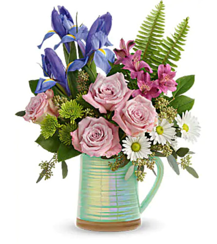 CFD Spring is Served Bouquet