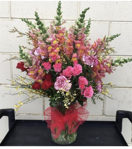 Key To My Heart By Dynamic Flowers