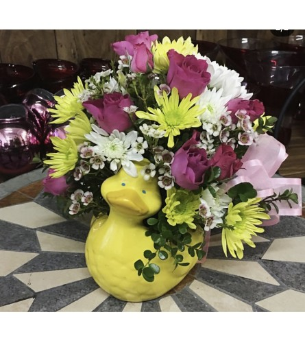 Ducky Delight By Dynamic Flowers