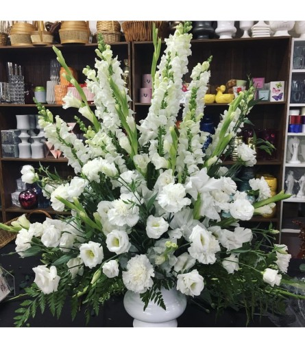 Blessings By Dynamic Flowers