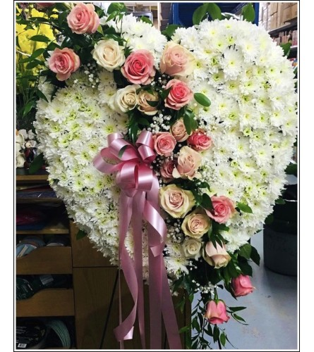 Broken Heart By Dynamic Flowers