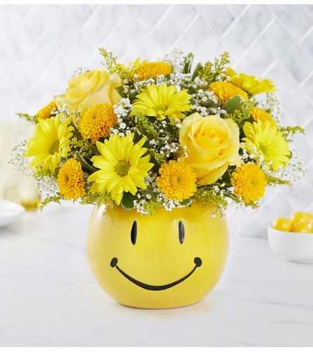 Make me smile arrangement