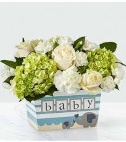 Cutest Baby Boy Bouquet