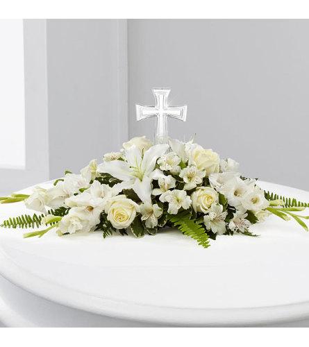 The Glass Eternal Light Bouquet