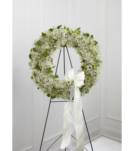 The So Precious Standing Wreath