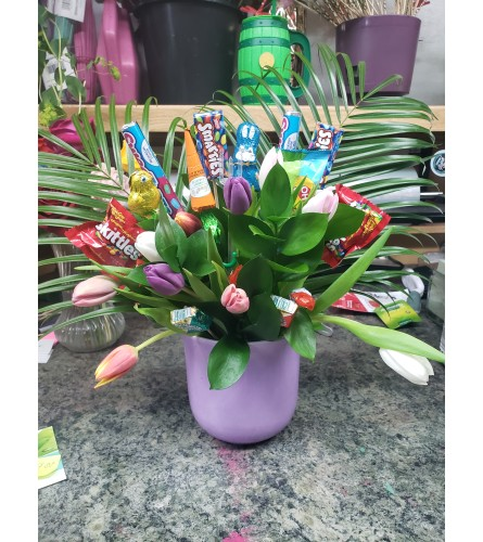 Tulips and Chocolates