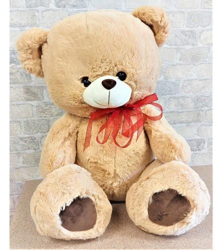 Big plush Teddy by O'Flowers