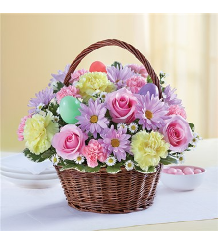 OUR PASTEL EASTER WISHES