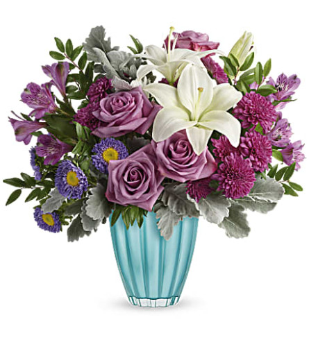 Teleflora's Spring in Your Step