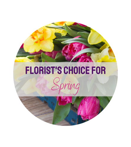 Florist's Choice for Spring