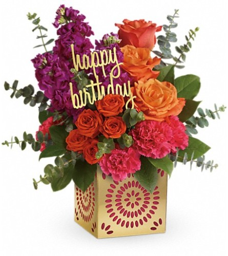 Teleflora's Birthday Sparkle