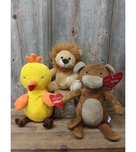 Plush Assorted Animal