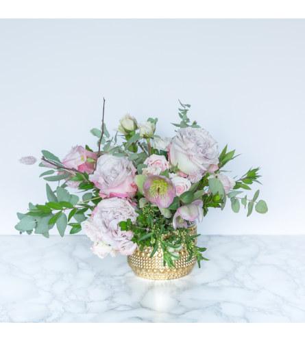 Spring Vase Arrangment