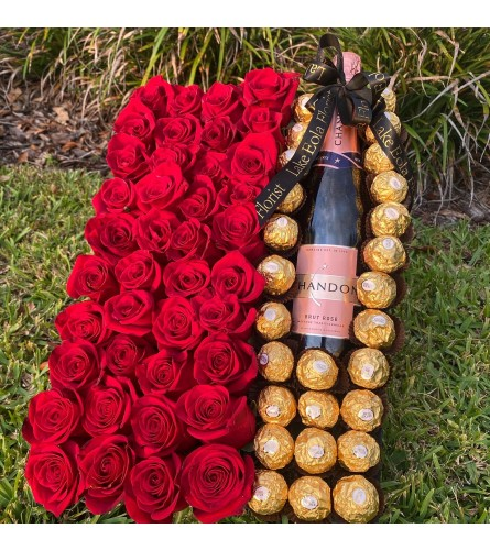 Roses and Ferreros