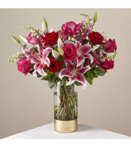 21-V4 Always You Luxury Bouquet FTD