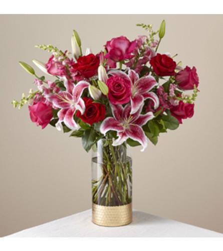 21-V4 Always You Luxury Bouquet FTD