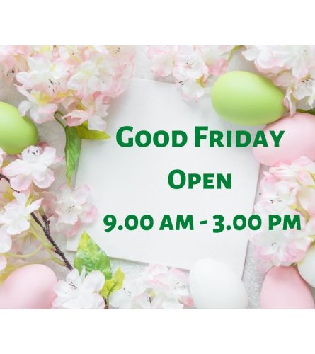 Good Friday Hours 2021