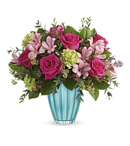 T21E100 Enchanted Spring Bouquet TF