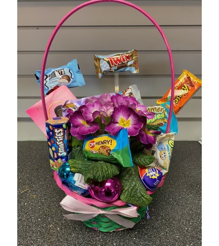 Easter Joy Basket