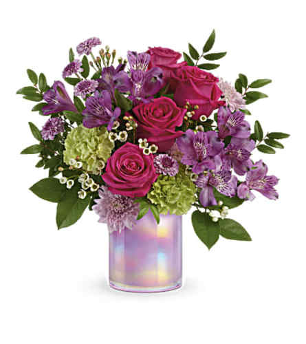 T21E300 Lovely Lilac Bouquet TF
