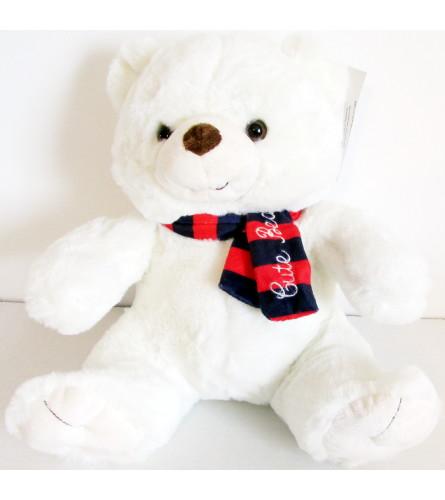 Polar bear by O'Flowers