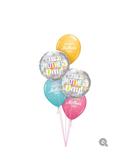 For You Mom Classic Balloon Bouquet
