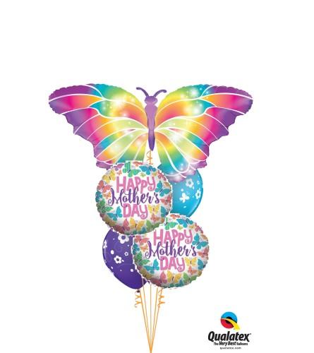 Luminous Mother's Day Cheerful Balloon Bouquet