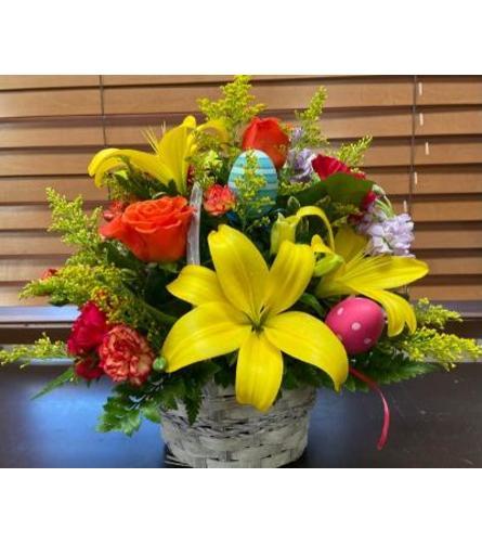 Easter Basket Bouquet