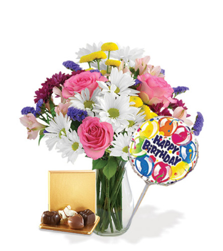 Supreme Birthday Bouquet