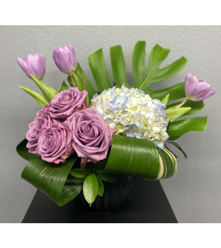 Tropical Beauty for Mom