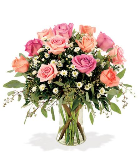 Enchanted Rose Garden Bouquet