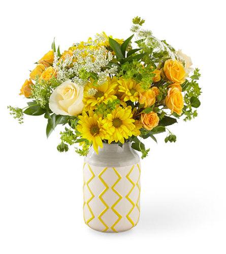Hello Sunshine Flower Bouquet