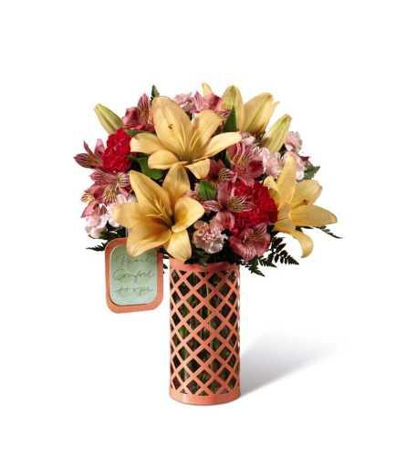 Peace, Comfort, & Hope Bouquet