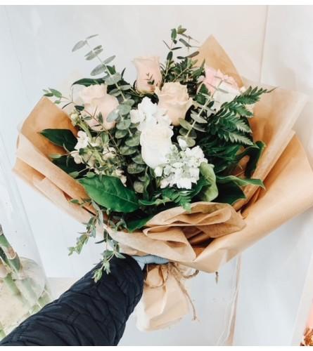 Modern Rose Bouquet