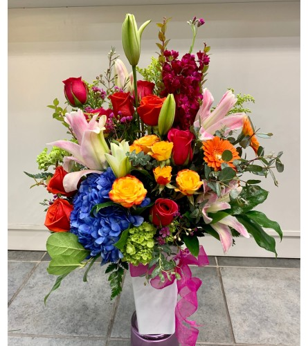 Elegance and happiness Bouquet