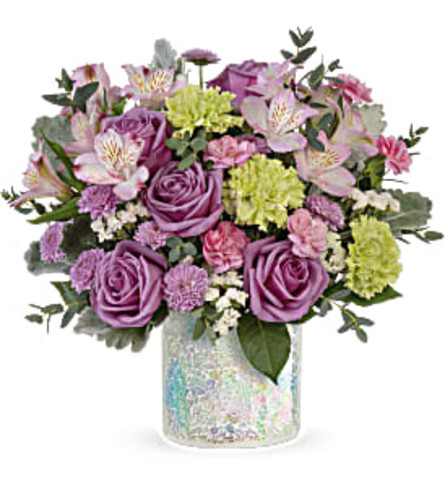 The Irresistable Iridescence Bouquet